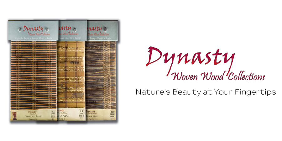 Superior Roman Shades Dynasty Collection